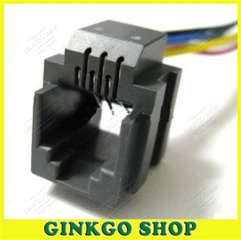 Sale Rj 12 6p6c 6 Pin Isi 100pcs 1 buy wholesale usb telephone from china usb