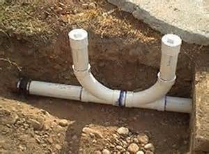 how do i locate my sewer line
