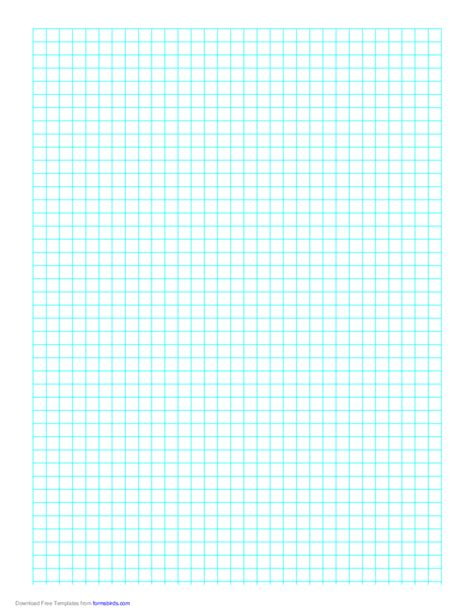 Plaplate Generik 1 Mm A4 1 line every 6 mm graph paper on a4 paper free