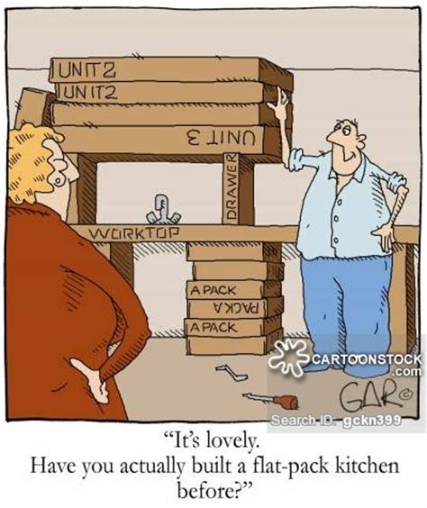 Kitchen Cabinet Jokes Handyman And Comics Pictures From