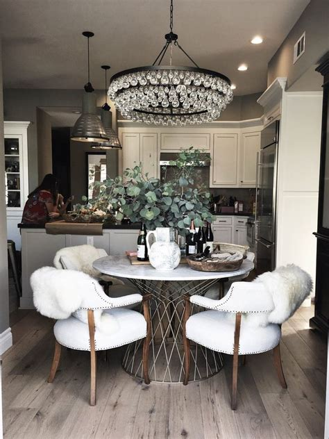 kitchen table chandelier for above height buzzmark info
