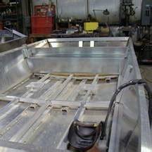 waxing aluminum boat hull what houseboat construction material is best to build