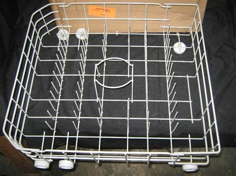 Dishwasher Rack Replacement by Ge Replacement Part Lower Dishwasher Rack Wd28x10053