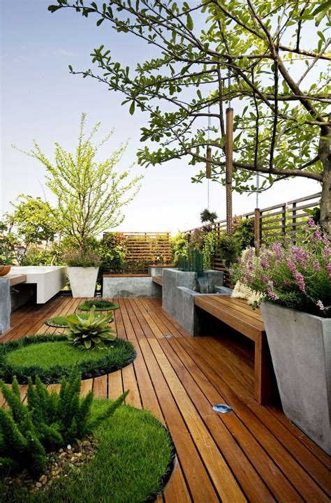 roof garden plants types of plant to decorate roof garden theydesign net