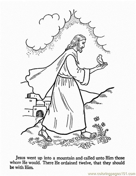 coloring pages jesus tempted desert jesus being tempted coloring pages coloring pages