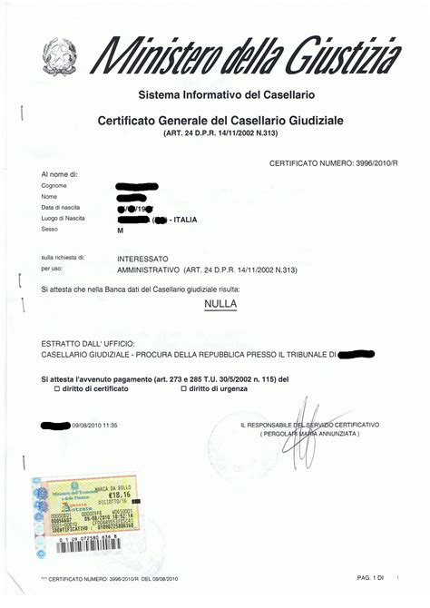 ufficio casellario giudiziale roma il matrimonio misto italia marocco procedura completa