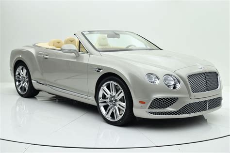 bentley convertible 2016 bentley continental gt convertible