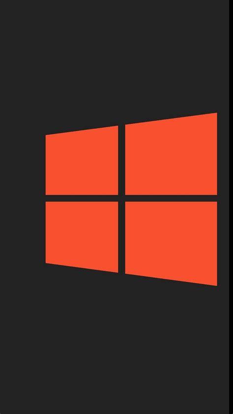 fonds decran le logo windows  systeme le style dorange  hd image