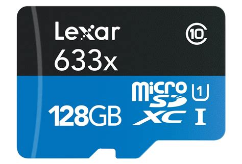 Sd Search Deal This 128gb Lexar Class 10 Micro Sd Card Is Just 88 Droid