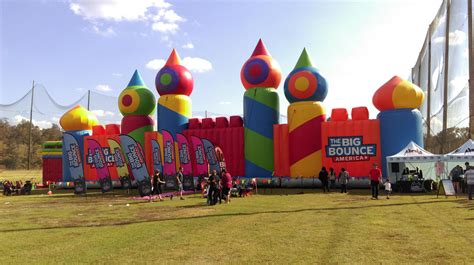 bounce house tallahassee giant bounce house finishes national tour in tallahassee wfsu