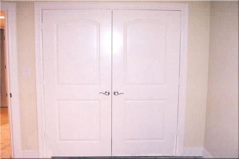 Replace Sliding Closet Doors With Doors Spice Up Your How To Replace Bifold Closet Doors