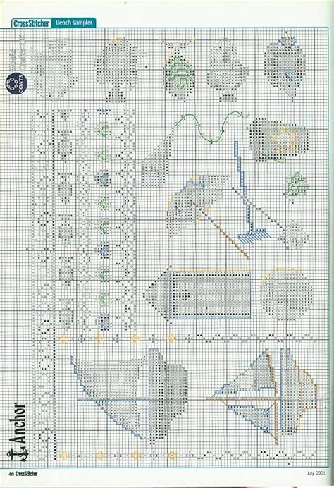 bathroom cross stitch patterns free sler beach for your bathroom 3 free cross stitch