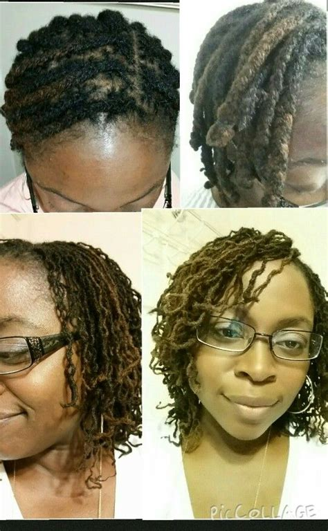 starter locks on shoulder length hair 1000 images about sister locs short on pinterest