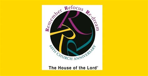 House Of The Lord Akron by The House Of The Lord Celebrates With A 40th Year Family
