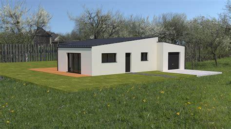 Prevnext With Maison Plain Pied cheap de maison toit monopente vende with maison toit plat