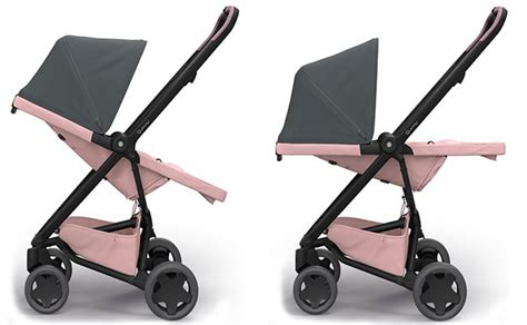 Does The Quinny Zapp Recline by Quinny Zapp Flex Plus Review Pushchair Expert