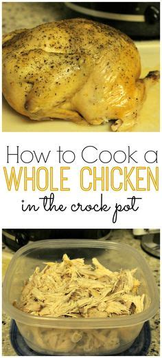 1000 images about whole chicken crockpot ideas on pinterest whole chickens crockpot and