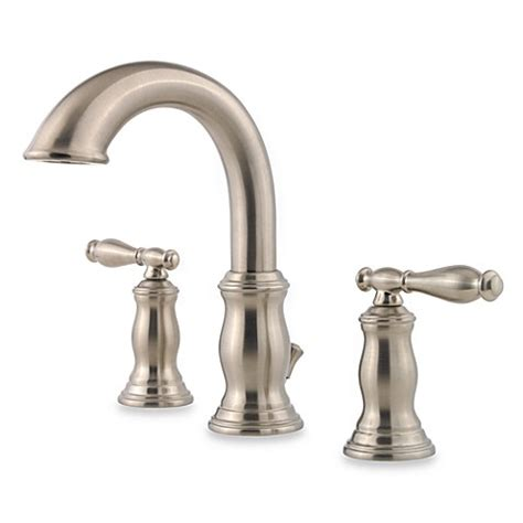price pfister 174 hanover 8 quot widespread faucet bed bath