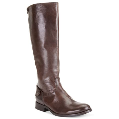 frye boots wide calf frye s button back zip wide calf boots in