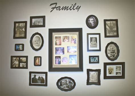 30 family picture frame wall ideas 30 family picture frame wall ideas