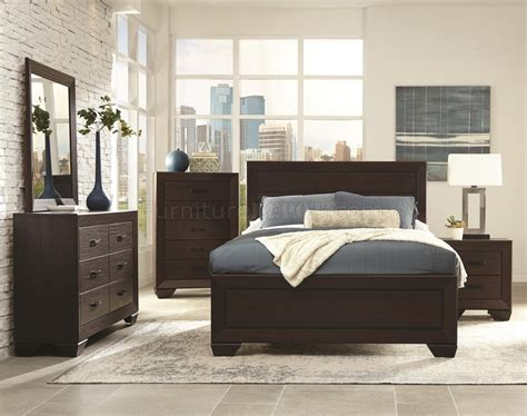 coaster bedroom sets fenbrook 204391 bedroom 5pc set by coaster w options
