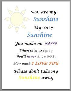 you are my sunshine subway art instant download by you are my sunshine on pinterest you never know