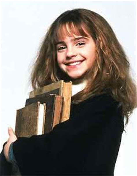 Hermione Granger Harry Potter 1 by Harry Potter E A Pedra Filosofal E Aviso