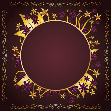 art z design gold frame design vector dragonartz designs we moved to