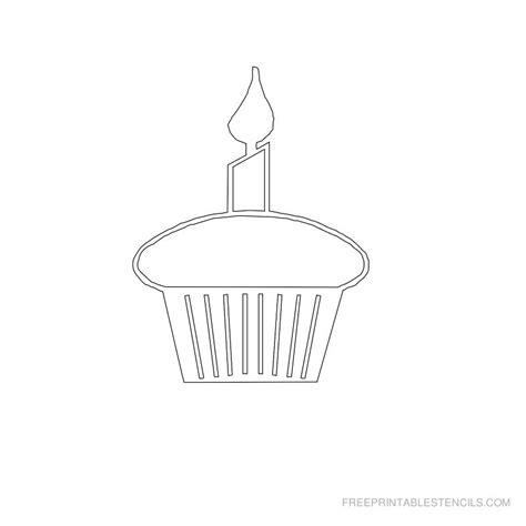 birthday cake templates free printable cake stencils free printable stencils