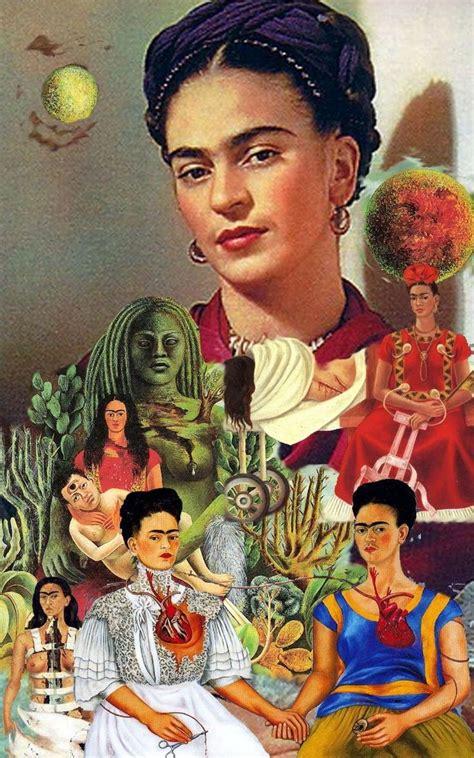 frida kahlo i paint 0500301239 composition frida kahlo oeuvre autoportrait tableau painting art esp 237 ritu de frida