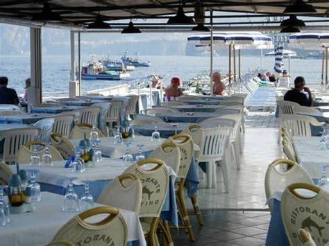 bagno delfino ristorante bagni delfino sorrento ristorante cucina