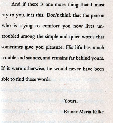 rainer maria rilke quote rainer maria rilke letters to a young poet you can read