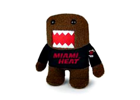Miami Heat Giveaways - miami heat domo twitter giveaway
