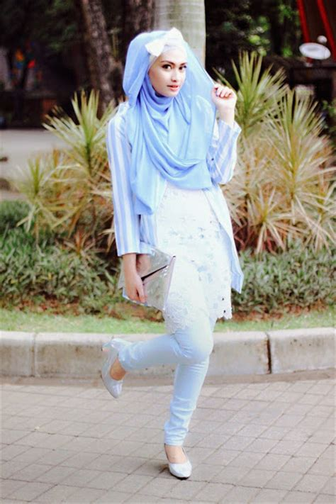 Setelan Dress Muslim Anak Kailla Mini how to wear for a hijabiworld