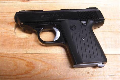 Cobra 9mm Auto by Ca 380 Semi Auto Pistol For Sale