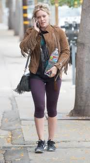 Hilary Duff Keeps Clothes On For Fhm by Hilary Duff Looks Ready To Hit The Range Rather Than The