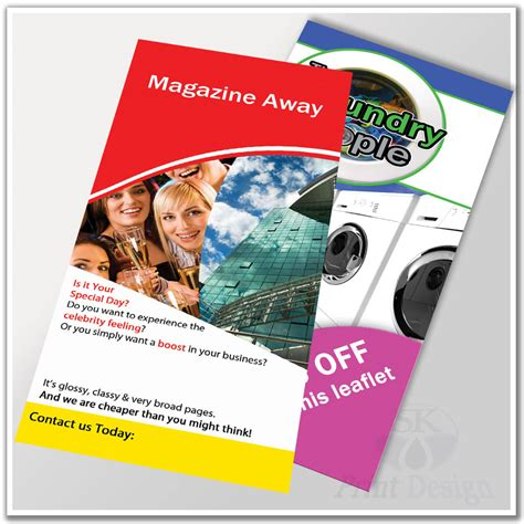 leaflet design printing dl flyers and dl printing from 163 27