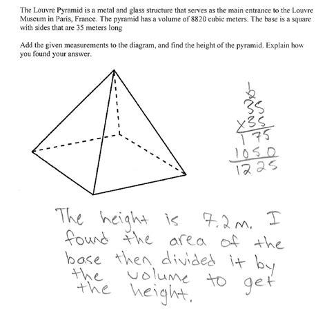 Volume Of Pyramid Worksheet by Volume Of Triangular Pyramid Worksheet Wiildcreative