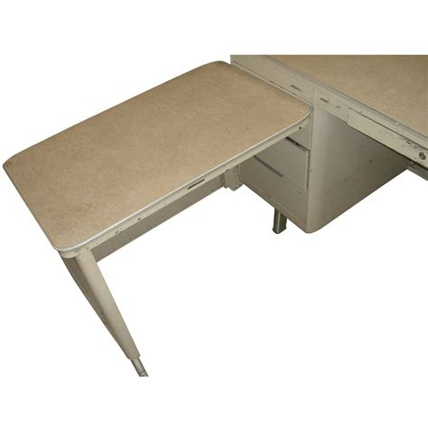 metal l shaped desk l shaped metal desk hon metro classic 66 l shaped metal