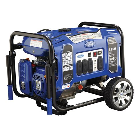 smarter tools 3 500 watt gasoline powered portable