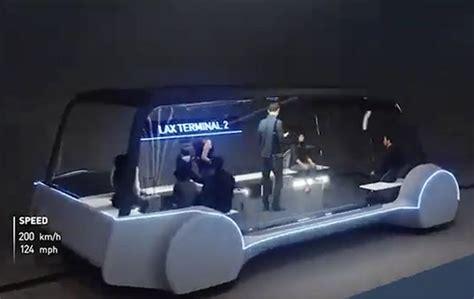 Elon Musk Transit | no more traffic hyperloop billionaire tunnel now a mass