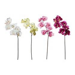 artificial orchids smycka artificial flower ikea