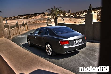 bentley dubai 2014 bentley flying spur review motoring middle east