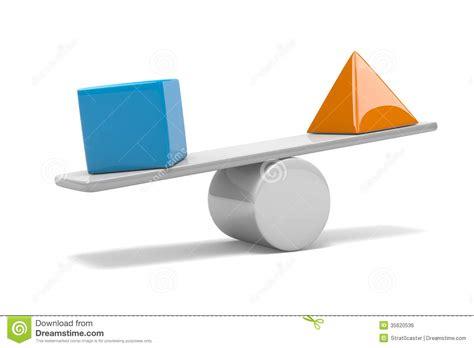 Balance Cube balance royalty free stock image image 35620536