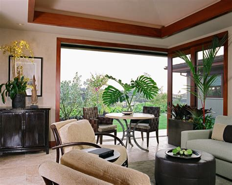 tropical living rooms ethnic tropical tropical living room hawaii by