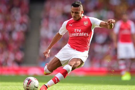 alexis sanchez won chions league alexis sanchez voted player of the pl season so far in sky