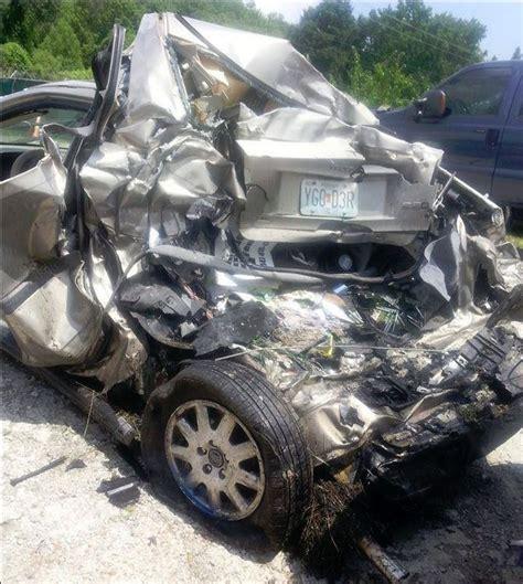 rear ended   semi truck volvo crash pinterest semi trucks  trucks