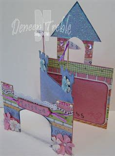 castle card template 1000 images about princess mini albums on