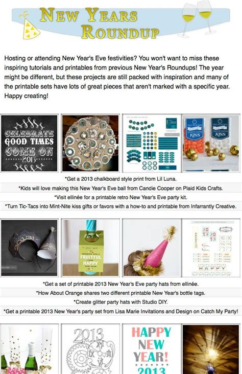 new year activities adults 17 best images about new year s roundup on