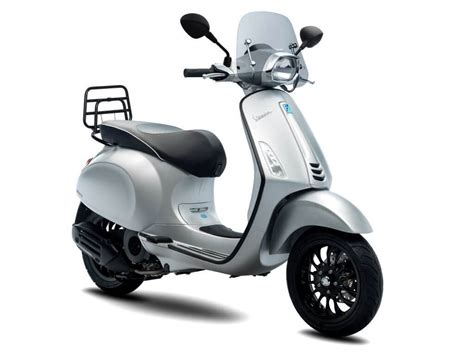 special vespa sprint 150 ie iget abs sport edition at
